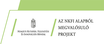 NKFI alapból megvalósult projekt
